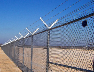 Chain Link And Iron Fencing Bob S Fence Of Ventura And