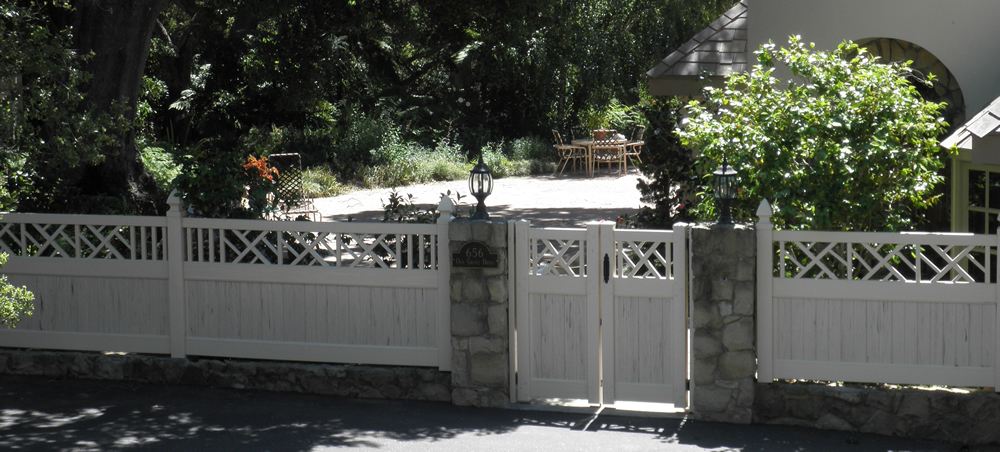 Vinyl Fencing Bob S Fence Of Ventura And Santa Barbara