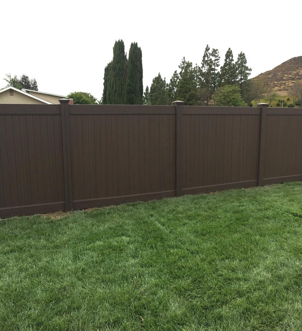 Vinyl Fencing Bob S Fence Of Ventura And Santa Barbara
