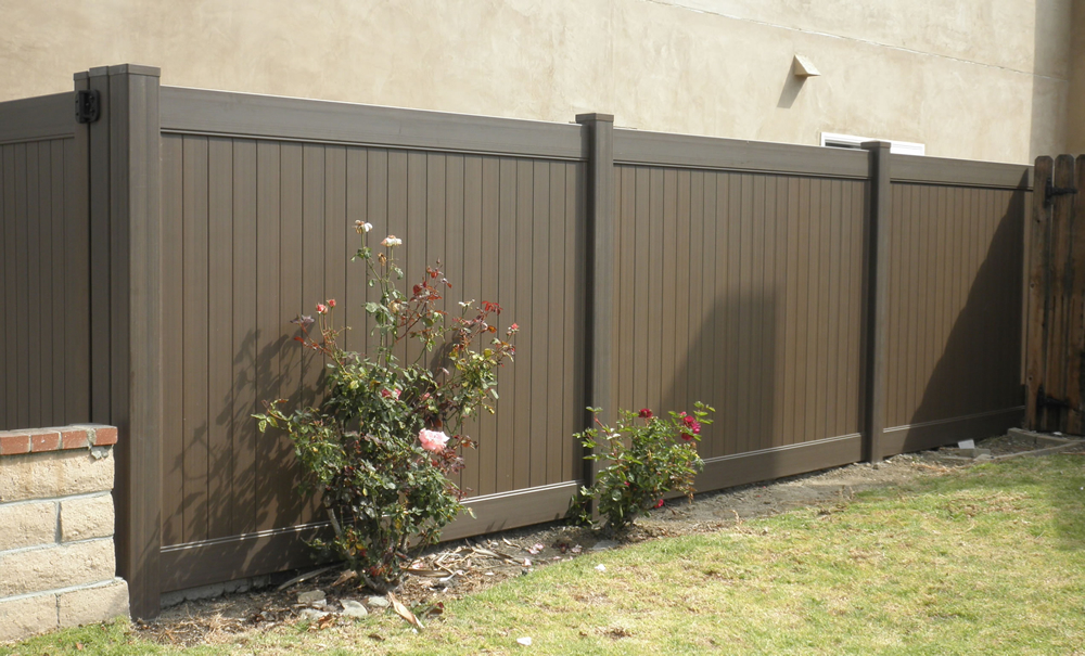 Woodland Select Chestnut Brown Fence American Fence Co Lincoln Ne